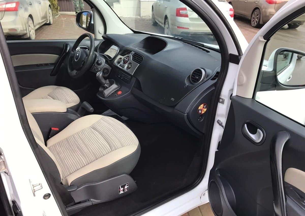 Renault Kangoo - фото 7