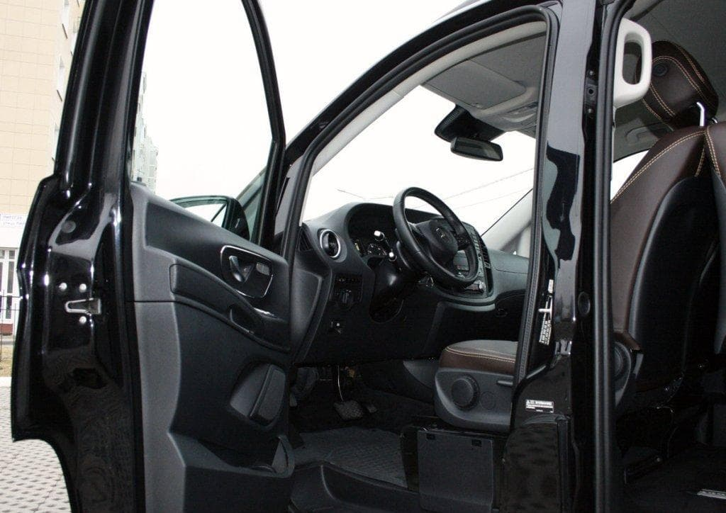 Mercedes-Benz Vito - фото 7
