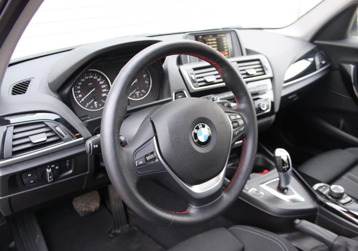 BMW 120 - фото 7
