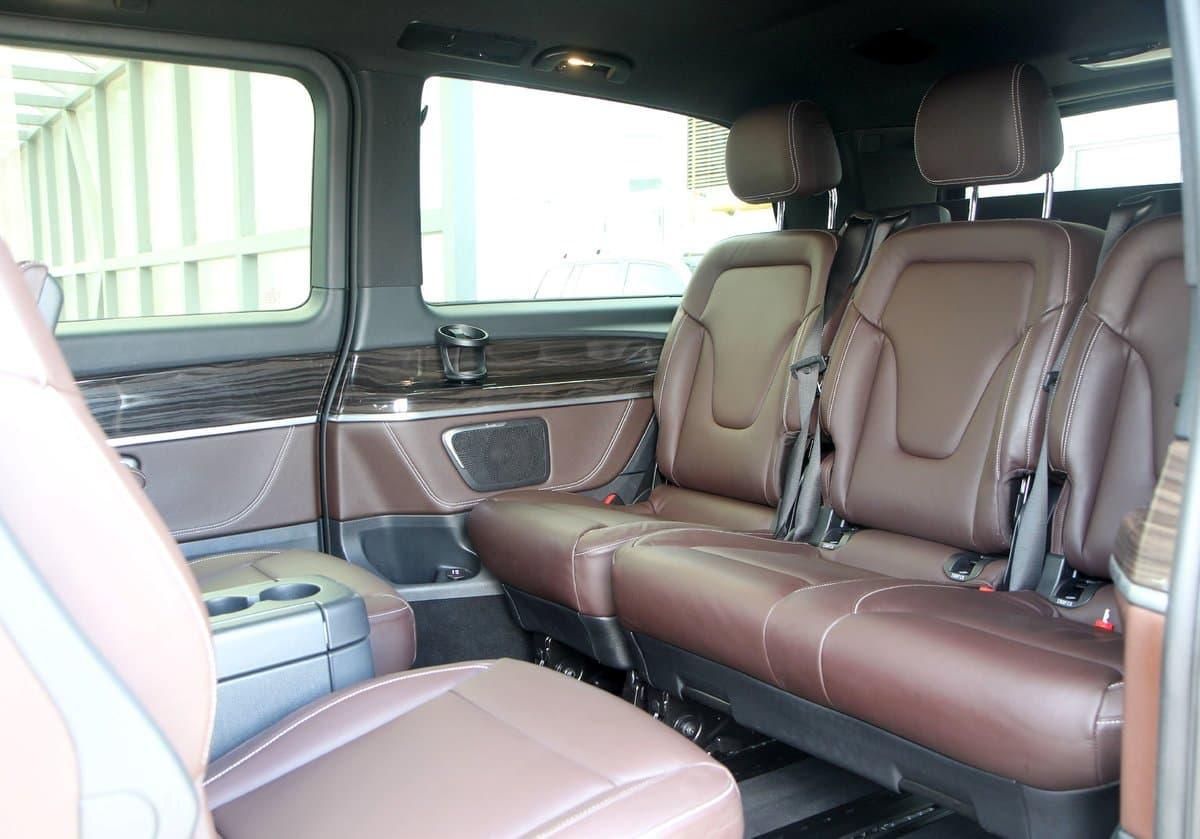 Mercedes-Benz V-klass AMG - фото 7