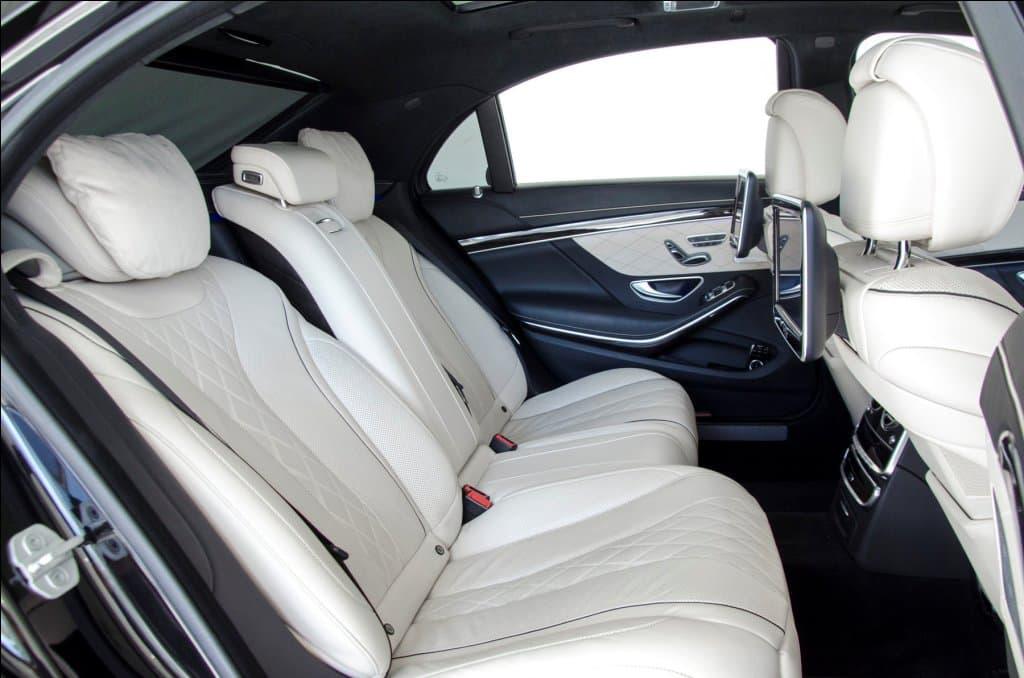 Mercedes-Benz S500 W222 AMG-stile - фото 9