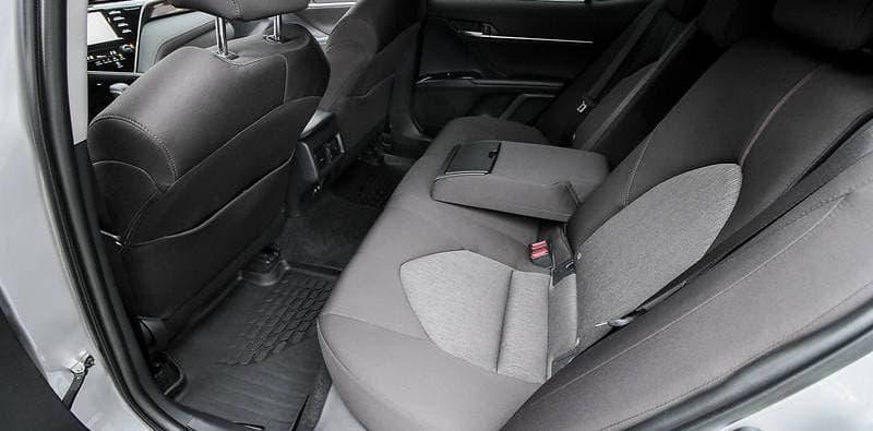 Toyota Camry 50 - фото 9