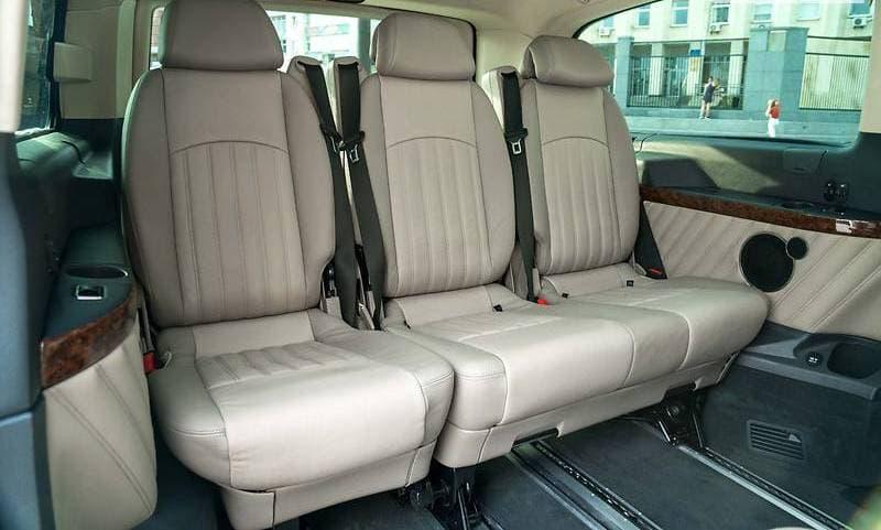 Mercedes-Benz Viano (7st) - фото 6