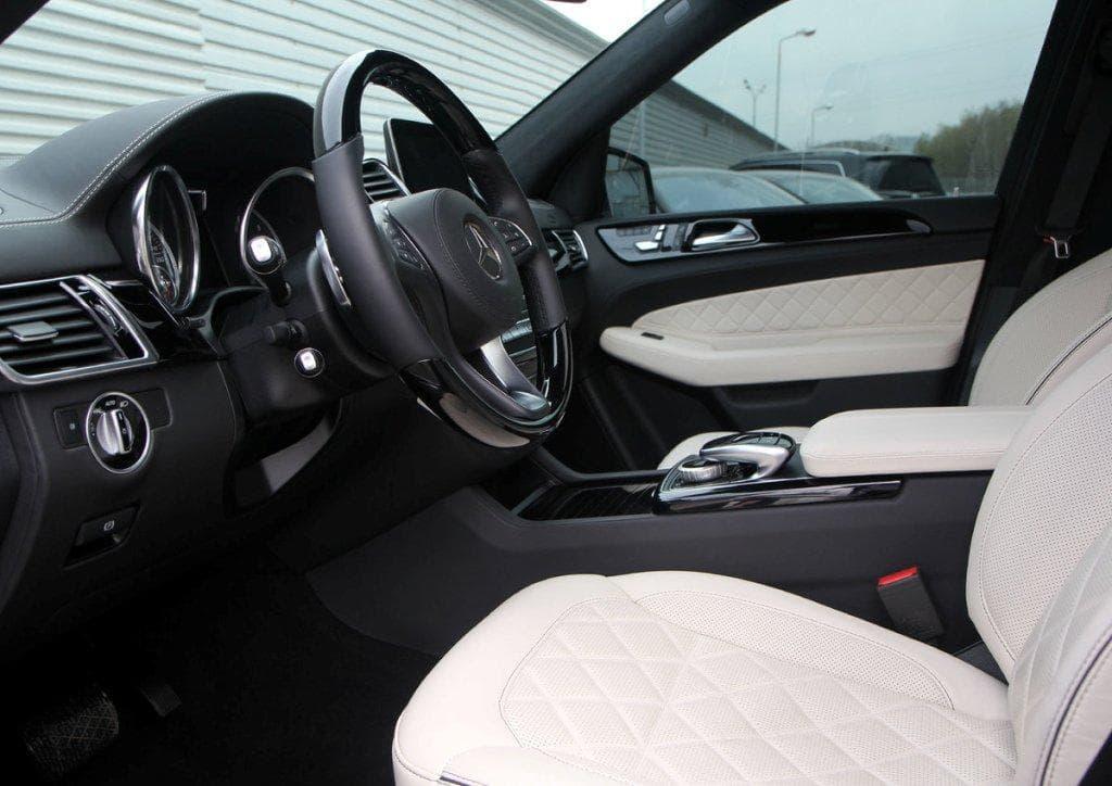 Mercedes-Benz GLS 400 AMG - фото 5