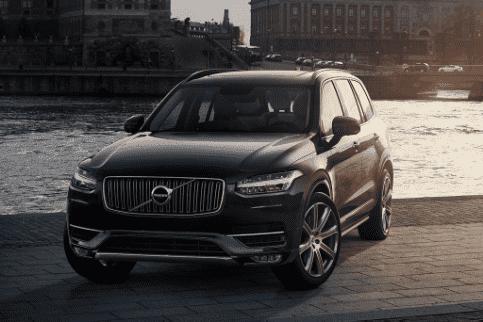 Volvo выпустит новый внедорожник двадцатой серии