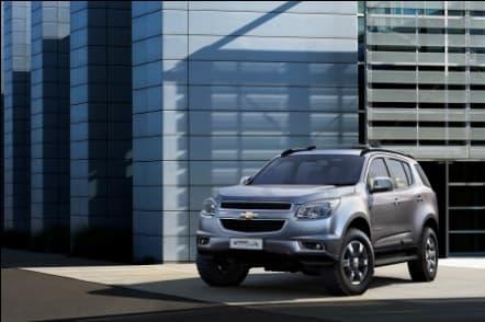 Chevrolet Trailblazer в аренду для комфортного путешествия