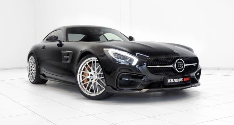 Что общего между спорткаром AMG GT и новой моделью от компании Mercedes