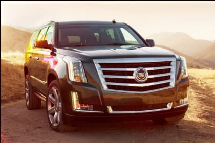Хотите взять в аренду Cadillac Escalade?