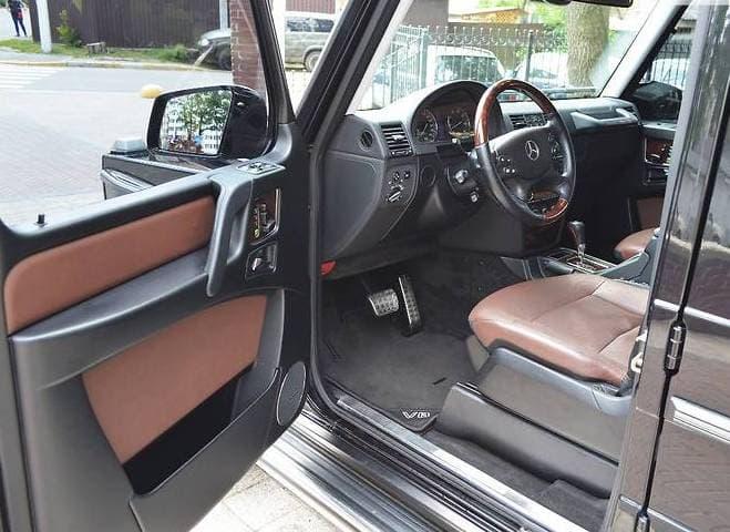 Mercedes-Benz G500 AMG 63 – stile - фото 1