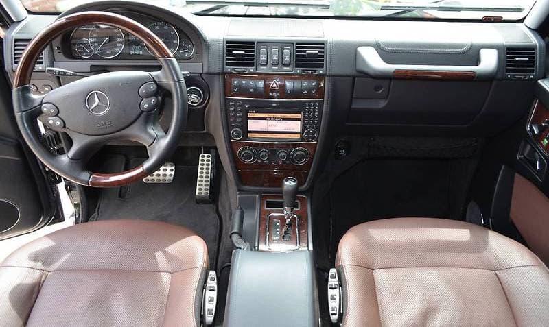 Mercedes-Benz G500 AMG 63 – stile - фото 6