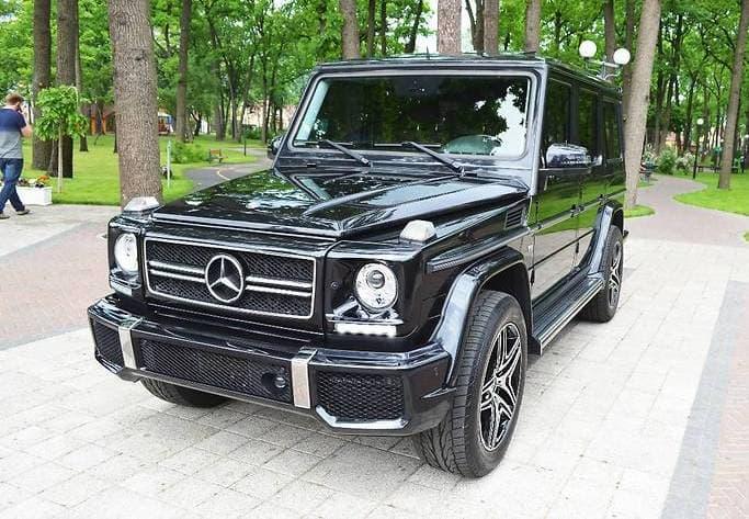 Mercedes-Benz G500 AMG 63 – stile - фото 3