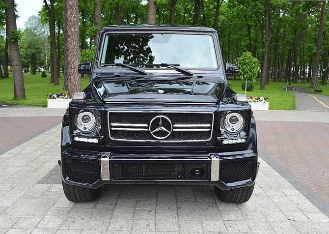 Mercedes-Benz G500 AMG 63 – stile - фото