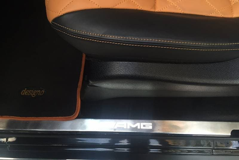 Mercedes-Benz G55 AMG63 –stile - фото 6