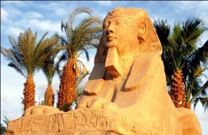 Поездка на авто в Египете