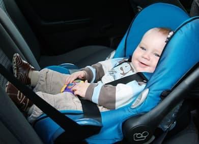 Правила выбора детского кресла