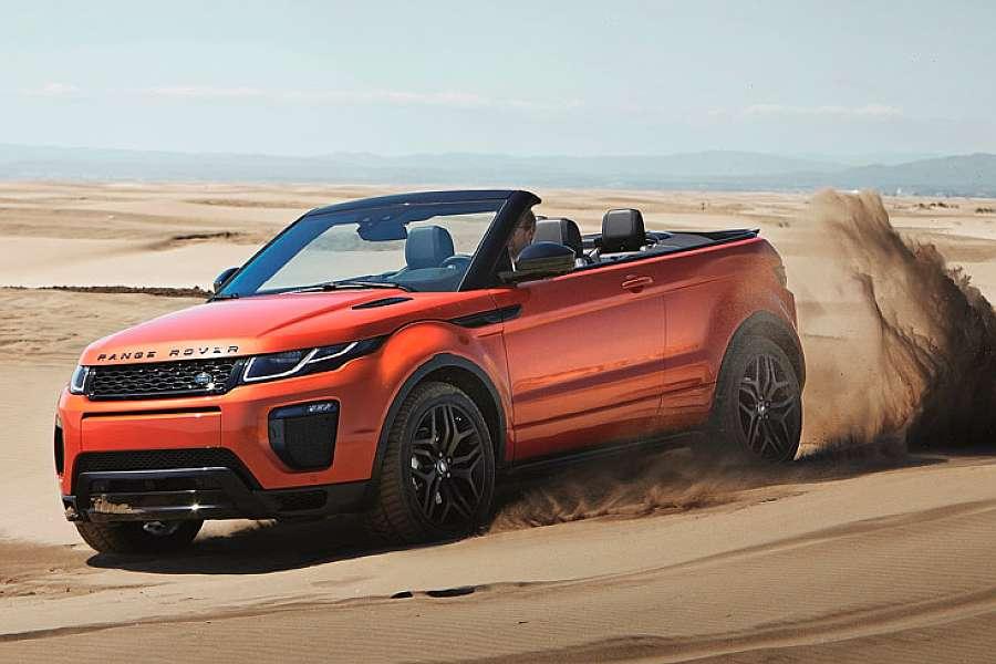 Range Rover Evoque в аренду