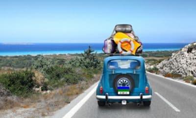 Самый удобный автомобиль для поездки на море