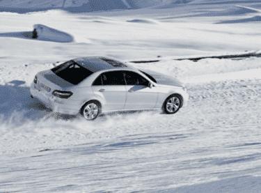 Советы тем, кто берет автомобиль в аренду зимой