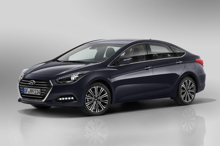 Взять Hyundai i40 в аренду