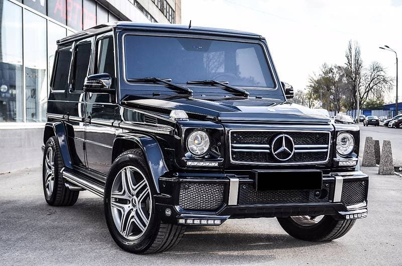 Mercedes –Benz G55 AMG - фото