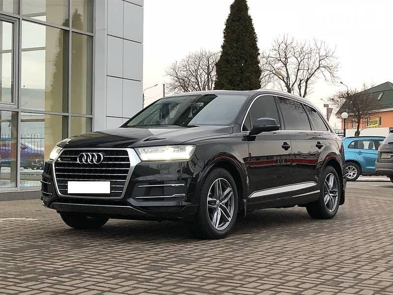 Прокат Audi Q7
