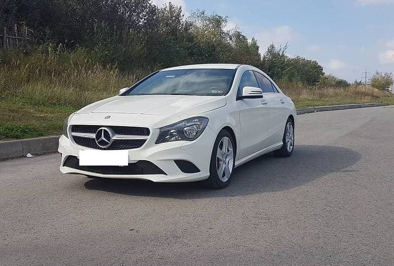 Mercedes-Benz CLA 250 4-matic