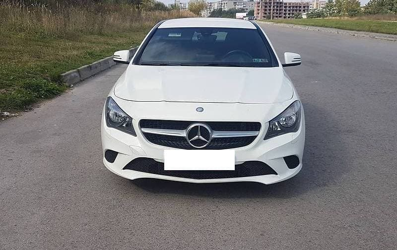 Mercedes-Benz CLA 250 4-matic - фото 1