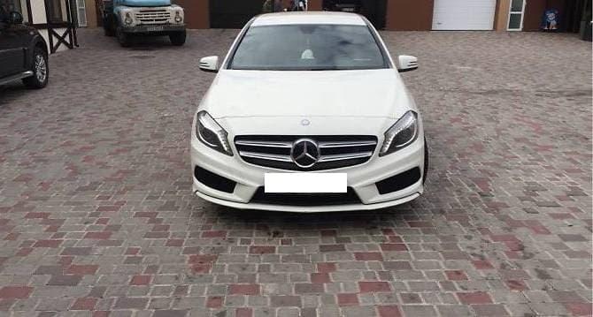 Mercedes-Benz A 180 - фото 1