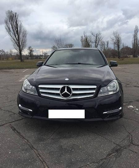 Mercedes-Benz C 200  AMG - фото
