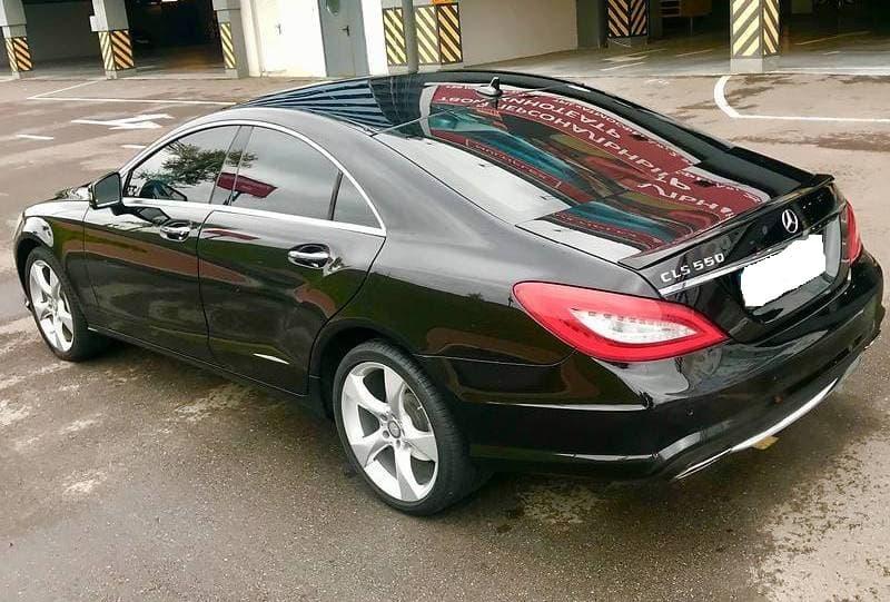 Mercedes-Benz CLS 550 AMG 4-matic - фото 2