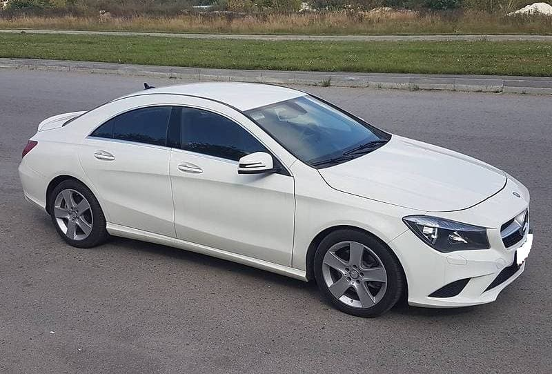 Mercedes-Benz CLA 250 4-matic - фото 2