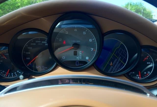 Porsche Panamera 4S - фото 3