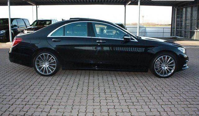Mercedes-Benz S500 W222 AMG-stile - фото 3