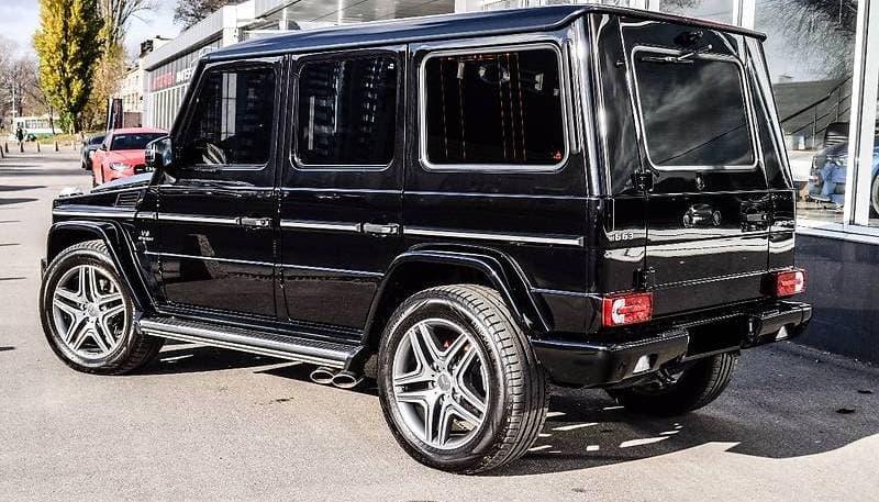 Mercedes –Benz G55 AMG - фото 3