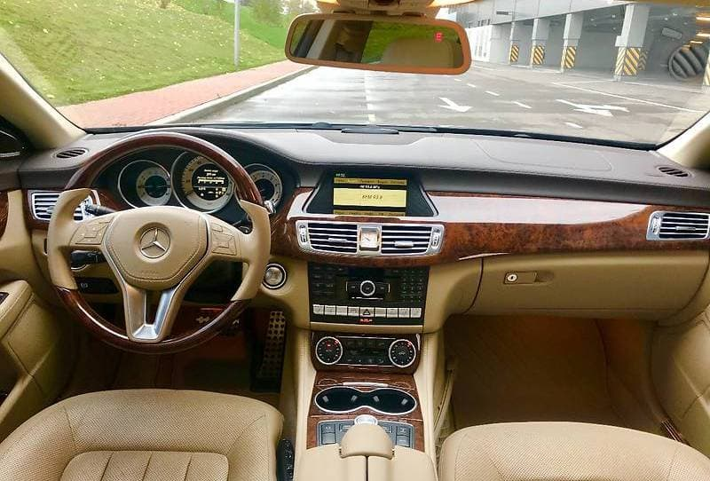 Mercedes-Benz CLS 550 AMG 4-matic - фото 3