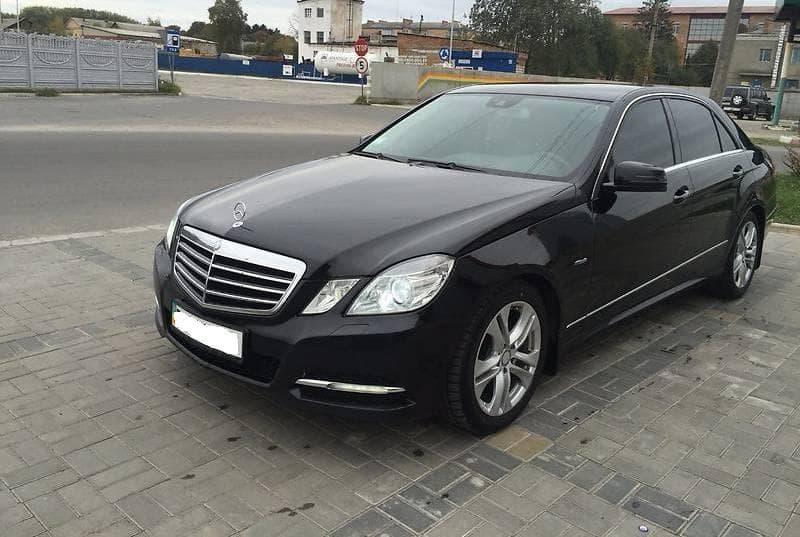 Mercedes-Benz E250 CDI - фото 3