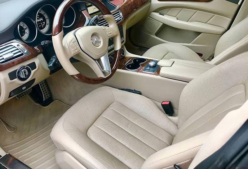 Mercedes-Benz CLS 550 AMG 4-matic - фото 4