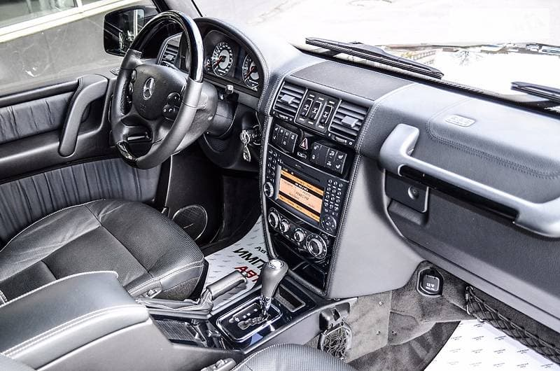 Mercedes –Benz G55 AMG - фото 5