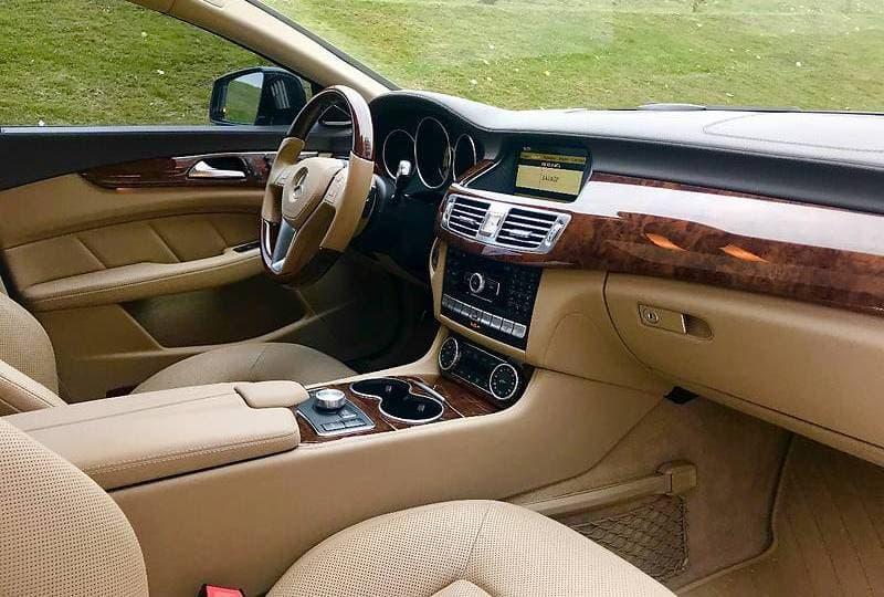 Mercedes-Benz CLS 550 AMG 4-matic - фото 5