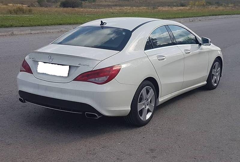 Mercedes-Benz CLA 250 4-matic - фото 5