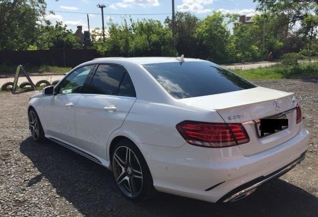 Mercedes-Benz E350  W212 - фото 4