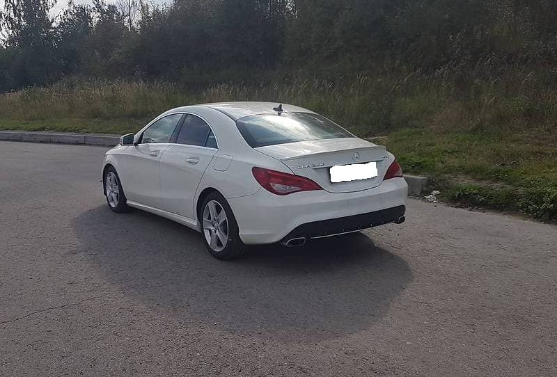 Mercedes-Benz CLA 250 4-matic - фото 6