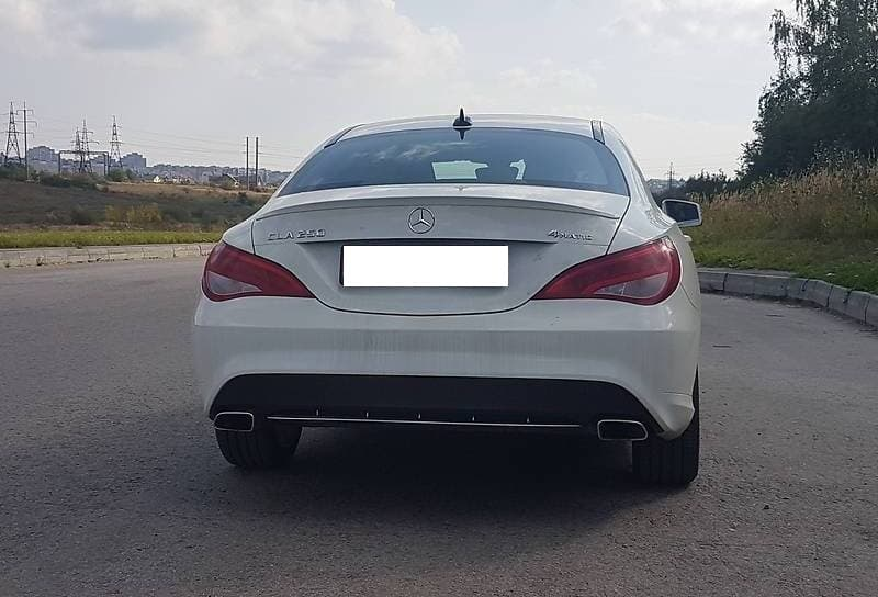 Mercedes-Benz CLA 250 4-matic - фото 7