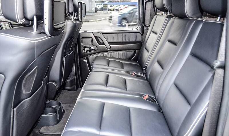 Mercedes –Benz G55 AMG - фото 7