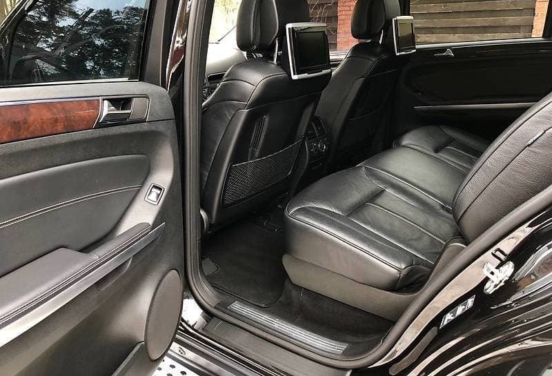 Mercedes-Benz GL 550 - фото 3