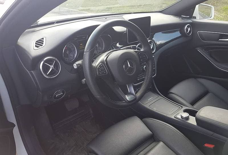 Mercedes-Benz CLA 250 4-matic - фото 8