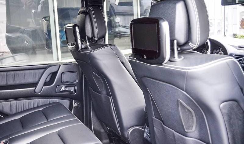 Mercedes –Benz G55 AMG - фото 8
