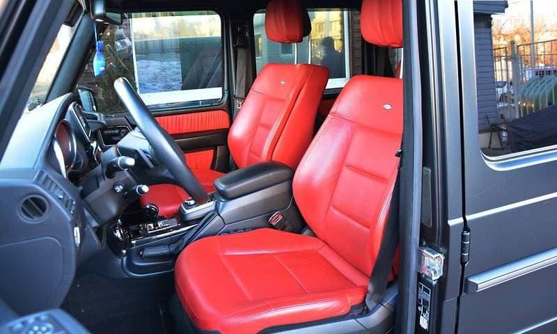 Mercedes –Benz G350 CDI - фото 7