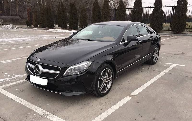 Mercedes-Benz CLS 400  4-matic