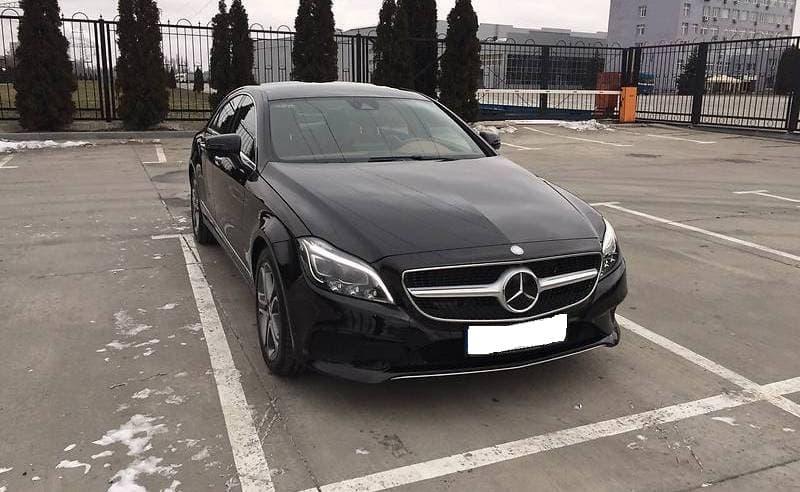 Mercedes-Benz CLS 400  4-matic - фото 1